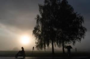 Wetter: Nebel und Wolken in Niedersachsen und Bremen