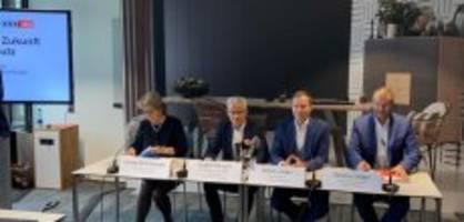 Pressekonferenz: Jetzt äussert sich Möbel Pfister zur Übernahme