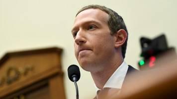 Umstrittene Digitalwährung: Zuckerberg verteidigt Libra im US-Kongress
