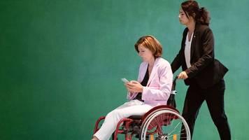 Dreyer: Initiative für Rollstuhl kam vom Ehemann