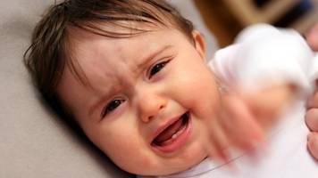 fieber und co.: baby-wehwehchen nicht nur auf die zähne schieben
