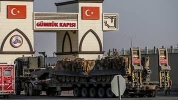 nach abzug von us-truppen - trump: türkei verkündet dauerhafte waffenruhe in nordsyrien