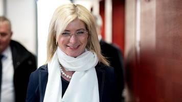 Frauenunions-Chefin hält trotz Quote an Zielen fest