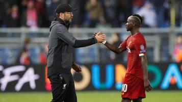 Champions League: Liverpool schlägt Außenseiter – Barcelona entgeht Blamage