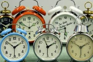 Zeitumstellung: Gesundheitliche Probleme nehmen zu