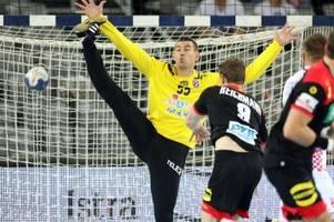 Deutsche Handball-Männer gewinnen in Kroatien