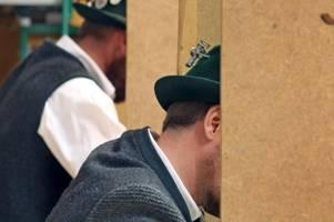 Wahlberechtigte bei Kommunalwahl 2020 in Bayern: Wer darf wählen?