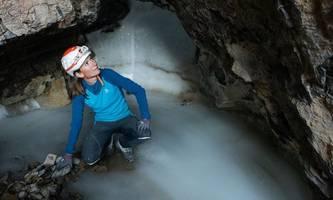 Was arktische Höhlen über das Klima verraten [premium]