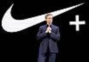 Neue Konzernspitze - Nike wechselt Boss aus - Ex-Ebay-Chef übernimmt