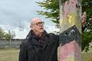 """US-Militärposten aus dem Kalten Krieg - Vom Pulverfass zum Gedenkort: Ex-DDR-Flüchtling bewahrte """"Point Alpha"""" vor Abriss"""