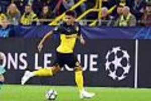 Champions League - Borussia Dortmund vor Reifeprüfung bei Inter Mailand: Ersetzt Brandt Reus?