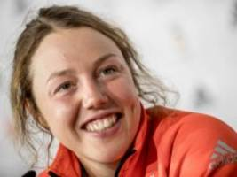 laura dahlmeier: olympiasiegerin im hörsaal
