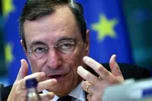 Mario Draghis Amtszeit endet - CSU sieht seine Ära kritisch
