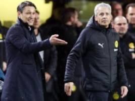 Trainer in der Kritik: Für Bayern und Dortmund verlockend