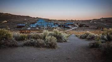 vom boomtown zur geisterstadt  : verlassene stadt bodie: diese goldgräberstadt gehörte einst zu den größten im wilden westen