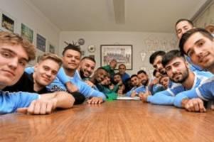 amateurfußball: kurdischer fußballclub setzt weiterhin auf das wirgefühl