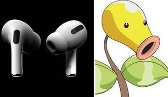 internet-meme: apples airpods pro werden zum hit im netz – weil sie fast aussehen wie ein pokémon