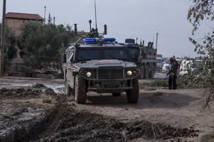 nordsyrien: russland und türkei beginnen patrouillen an der grenze