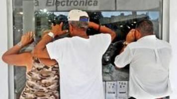 kuba: wenn nägel, sprit und touristen fehlen