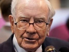 128 milliarden dollar cash: buffett weiß nicht, wohin mit dem vielen geld
