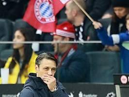 Bizarre Herbstkrisen-Duplizität: Kovac und FC Bayern - kann das noch gut gehen?