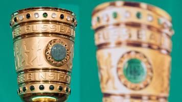 Werder Bremen im DFB-Pokal-Achtelfinale gegen Dortmund