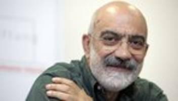 türkei: schriftsteller ahmet altan kommt unter auflagen frei