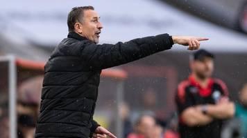 Nach Derby-Niederlage: Entlassung oder Endspiel für Beierlorzer?