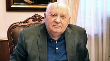 30 Jahre nach dem Mauerfall: Gorbatschow warnt vor einer kolossalen Gefahr