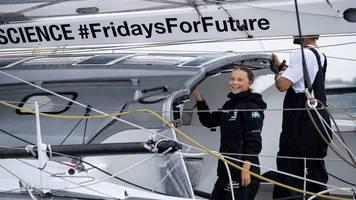 Weltklimakonferenz: Thunberg lotet Reise-Optionen nach Madrid aus