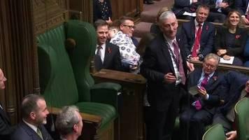video: labour-politiker wird neuer parlamentspräsident