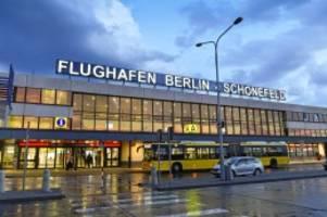 Airport SXF: Flughafen Schönefeld bekommt neuen Wartebereich