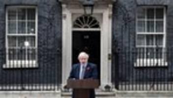 Britischer Premierminister: Boris Johnson vergleicht Jeremy Corbyn mit Stalin