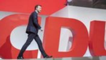 paul ziemiak: cdu-generalsekretär vergleicht afd mit npd