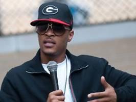 Um Jungfernhäutchen zu prüfen: Rapper T.I. geht mit Tochter zum Frauenarzt