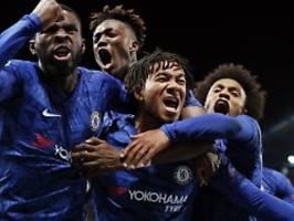 Wir sind zur Unterhaltung da: Chelsea kann irren Tor-Reigen nicht erklären
