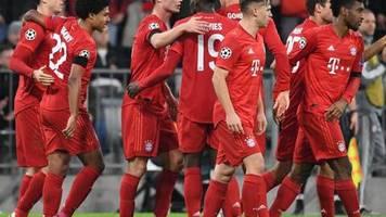 Champions League: FC Bayern müht sich mit späten Toren ins Achtelfinale