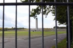 Standort-Debatte: Hertha gibt das Maifeld für Stadion-Neubau noch nicht auf