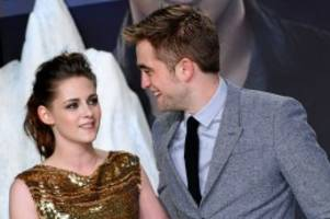 "hollywood: kristen stewart schwärmt von robert pattinson: ""der beste"""
