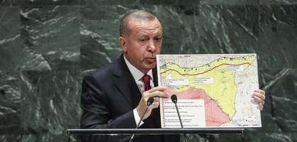 erdogans fantasie von der groß-türkei