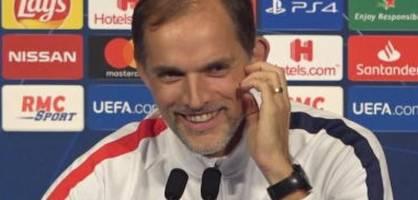 Interesse an Thomas Tuchel? Das sagt der PSG-Coach