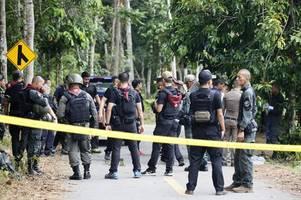 terror in thailand: schwer bewaffnete separatisten töten 15 dorfbewohner