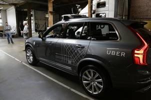Uber:Tödlicher Unfall: Robotaxi hatte Software-Fehler