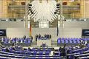 Bundestag live - Maas stellt sich Fragen der Abgeordneten – doch kaum jemand ist gekommen