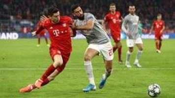 champions league: fc bayern quält sich ins achtelfinale