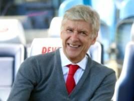 Arsène Wenger zum FC Bayern?: Der Experte wirbt vergeblich