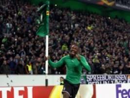 Europa League: Thuram lässt Gladbach jubeln