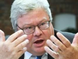 Interview am Morgen: Grünen-Europachef Bütikofer: Wir dürfen die ländlichen Räume nicht den Populisten überlassen