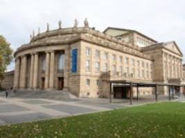 Stuttgart: Kosten für Renovierung der Stuttgarter Oper gehen ins Zehnstellige