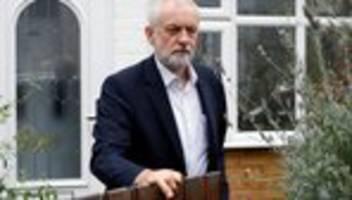 antisemitismus: jüdische zeitung rät von wahl jeremy corbyns ab